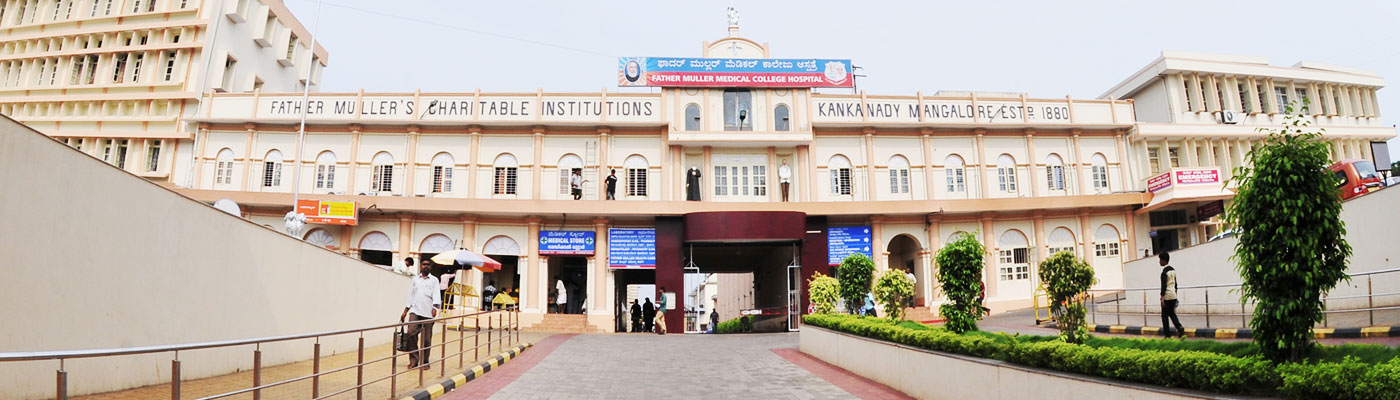 Father Muller Medical College Hospital Mangalore