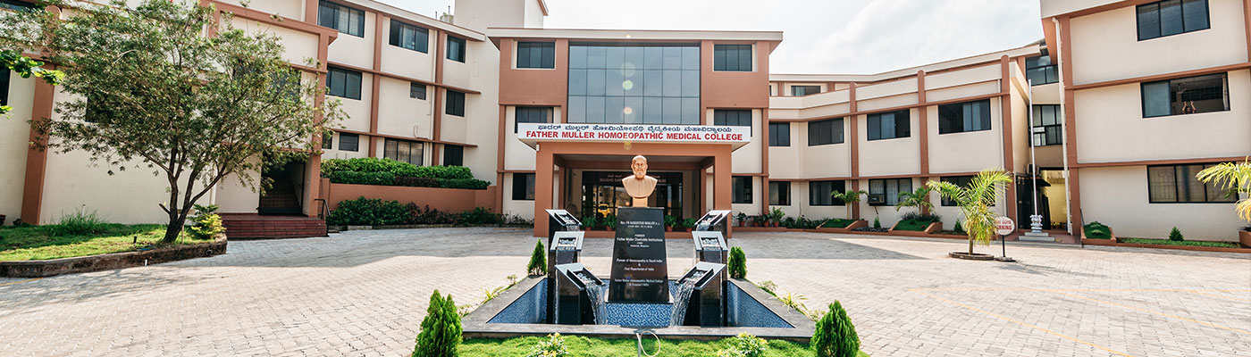 Father Muller Homoeopathic Medical College