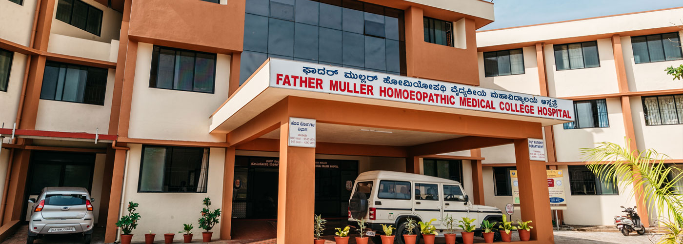 Father Muller Homoeopathic Medical College Hospital