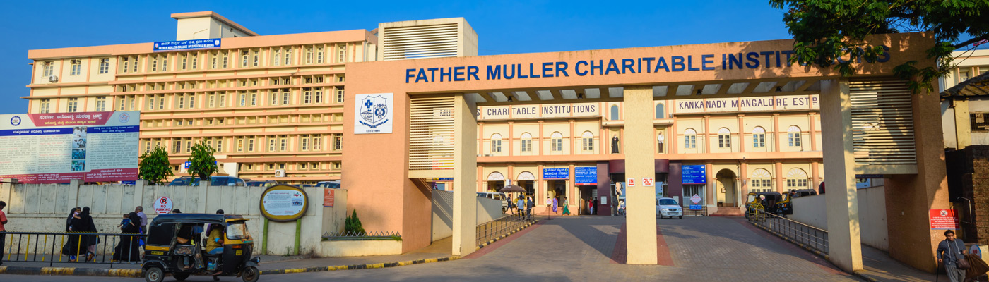 FATHER MULLER RESEARCH CENTER Mangalore